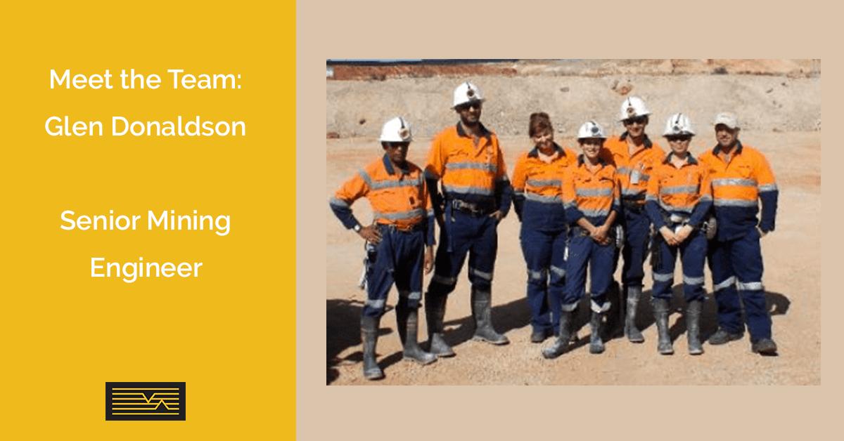 Meet the MineGeoTech Team - Glen Donaldson