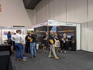 MineGeoTech - AusIMM Underground Operators Conference 2021 - Mining Underground Services