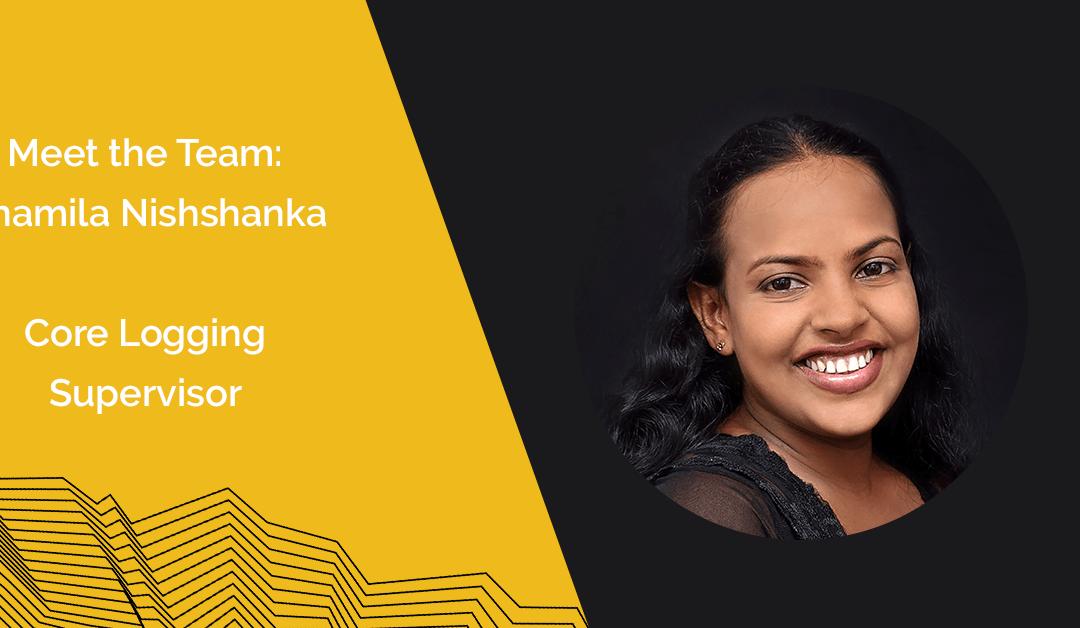 Meet the Team: Chamila Nishshanka